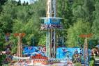 T-Rex-Tower Freifallturm