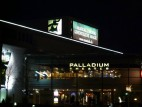 Palladium-Theater bei Nacht